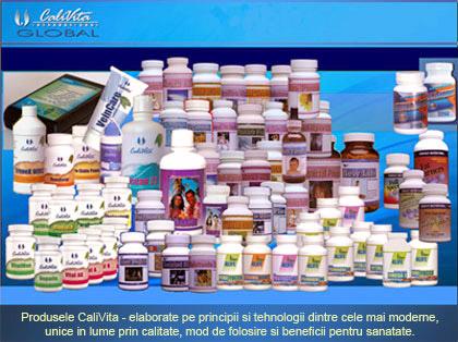 Produse Calivita